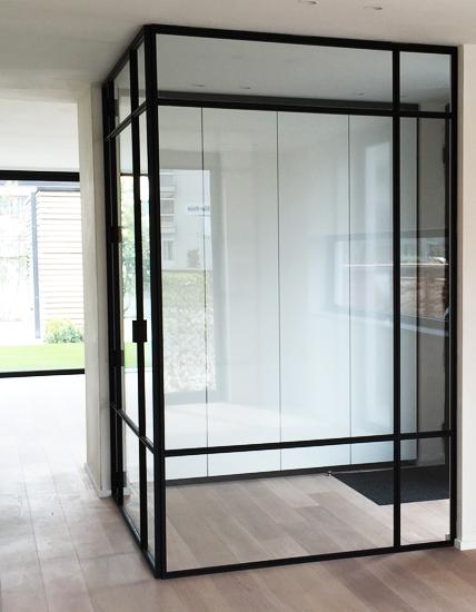 Dewitte metaal glas constructies brugge knokke - Metaal schorsing en glazen ...