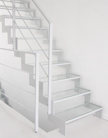 Ricky Dewitte | Metaal & glas constructies
